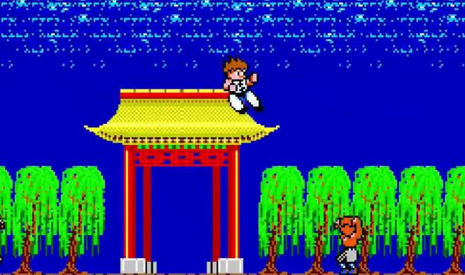 Kung Fu Kid - Master System trucchi videogame