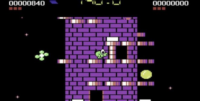 Nebulus - C64 trucchi videogame
