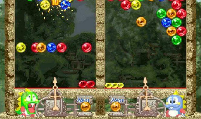 Puzzle Bobble 4 - PS1 trucchi videogame