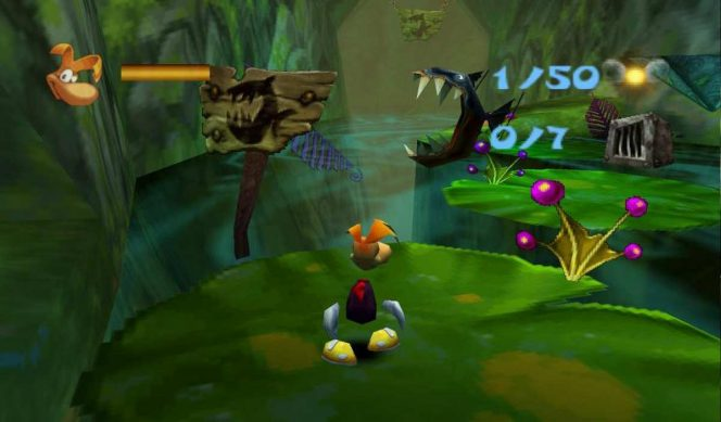 Rayman 2 - PS1 trucchi videogame