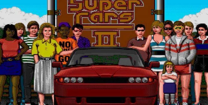 Super Cars II - Amiga trucchi videogame