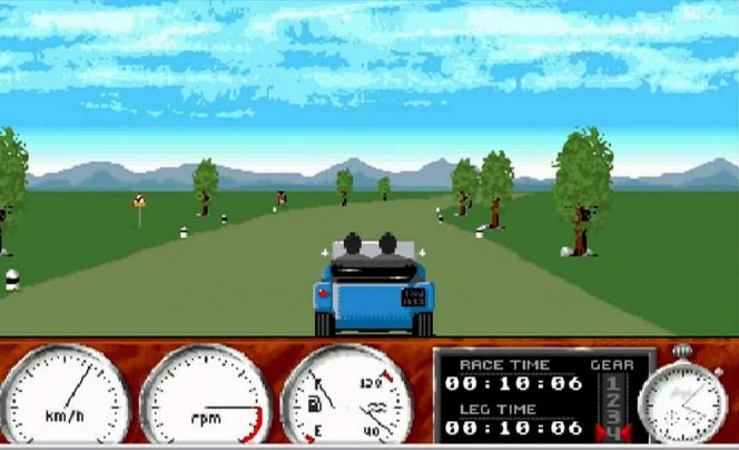 1000 Miglia - Amiga trucchi videogame