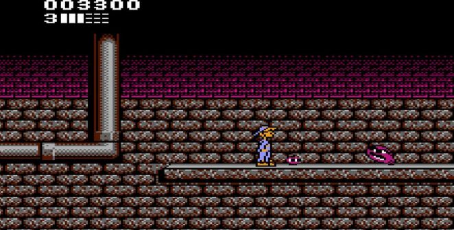 Attack of the Killer Tomatoes - NES videogame