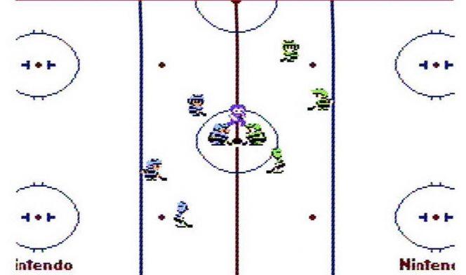 Ice Hockey - NES trucchi videogame