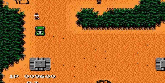 Jackal - NES trucchi videogame