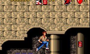 James Bond Jr. - SNES password videogame