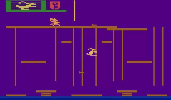 Kangaroo - Atari 2600 trucchi videogame