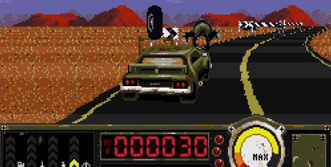 Outlander - SNES videogame