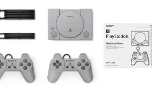 PlayStation Classic Mini PS1