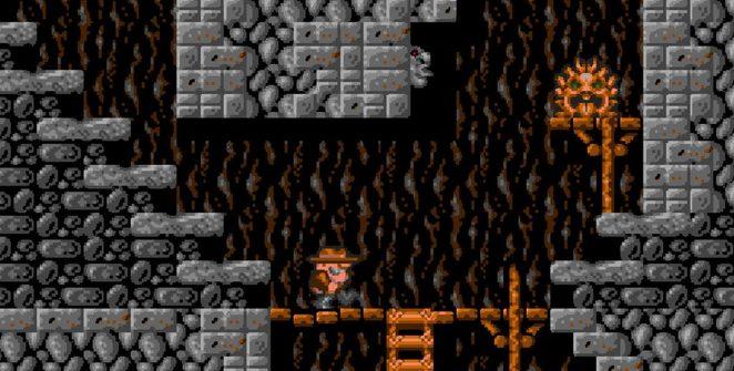 Rick Dangerous - Amiga videogame