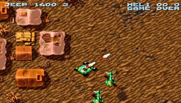 Super SWIV - SNES videogame
