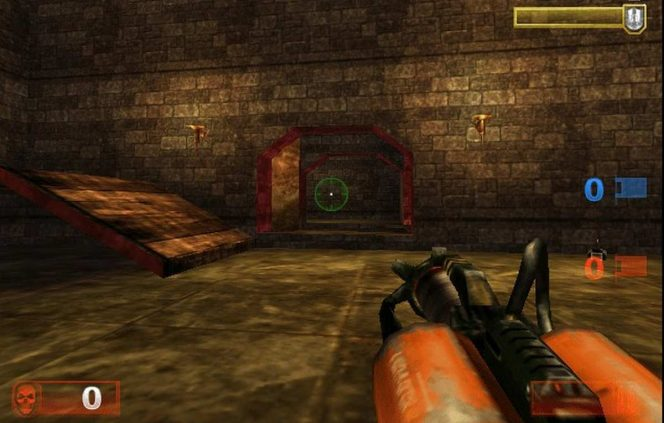 Unreal Tournament - Dreamcast videogame