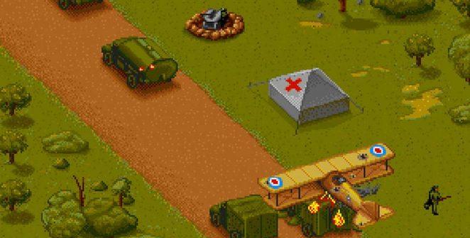 Wings - Amiga videogame