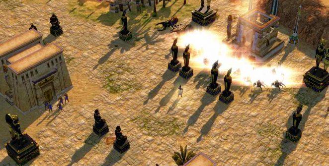 Age of Mythology - PC videogame