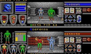 Bloodwych - Amiga videogame