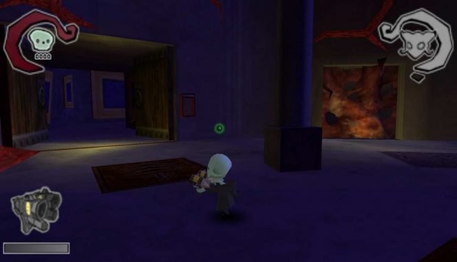 Death Jr. - PSP videogame