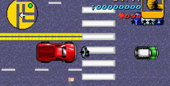 Grand Theft Auto Advance - GBA videogame