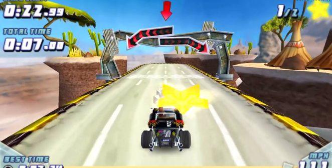 GripShift - PSP videogame