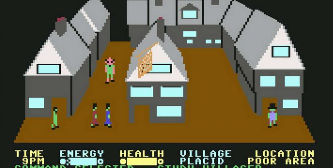 Mad Doctor - C64 videogame