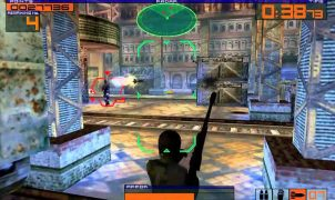Outtrigger - Dreamcast videogame