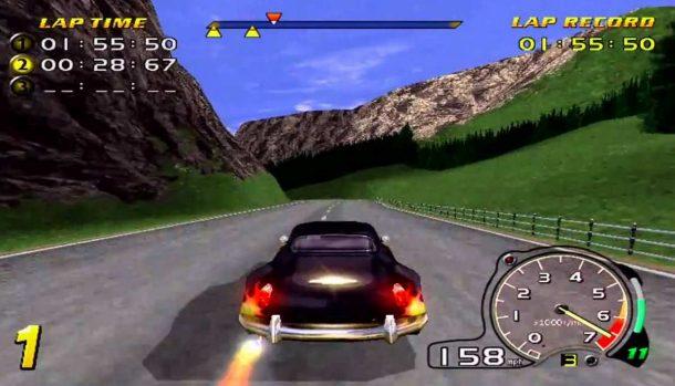Speed Devils - Dreamcast videogame