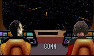 Star Trek The Next Generation - SNES videogame