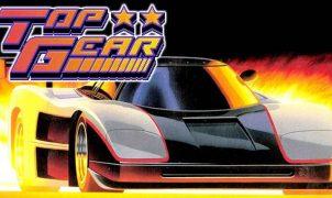 Top Gear - SNES videogame