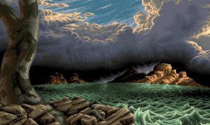Agony - Amiga videogame