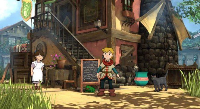 Baldo - Nintendo Switch videogame