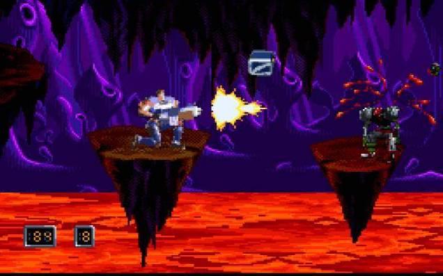 Doom Troopers - SNES videogame