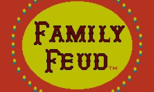 Family Feud - NES videogame