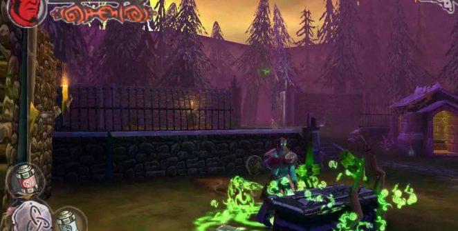 Hellboy The Science of Evil - PSP videogame