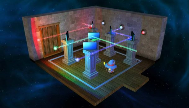 Lumo - Switch videogame