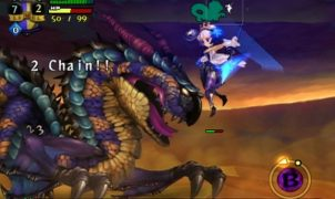 Odin Sphere - PS2 videogame