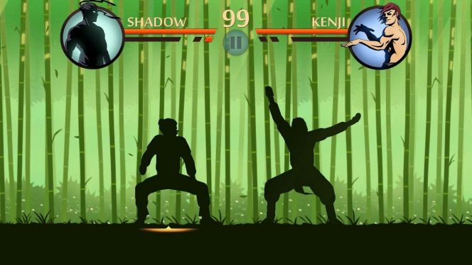 Shadow Fight 2 - Switch videogame