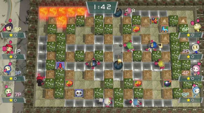 Super Bomberman R - Switch videogame