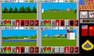 Team Yankee - Amiga videogame
