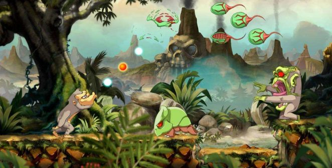 Toki - Nintendo Switch videogame