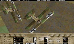 Dawn Patrol - Amiga videogame