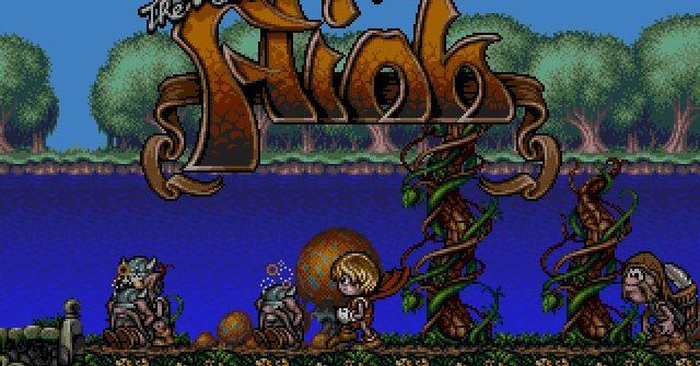 Flink - Mega Drive videogame