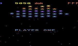 Galaxian Atari 2600 videogame
