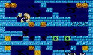 Penguin Land - Master System videogame
