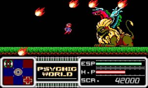 Psychic World - Master System