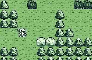 Rolan's Curse GameBoy videogame
