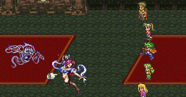 Romancing SaGa 3 - SNES videogame