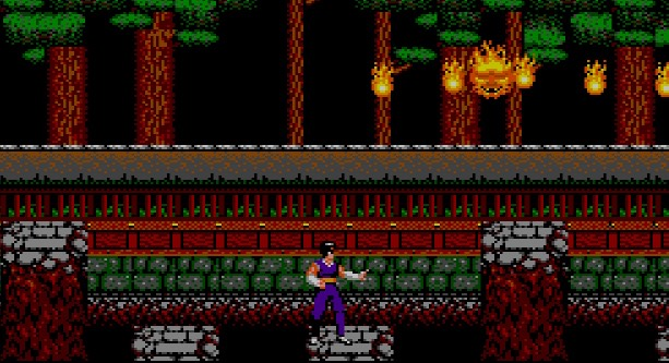 SpellCaster - Master System videogame