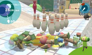 Touch My Katamari PS Vita videogame