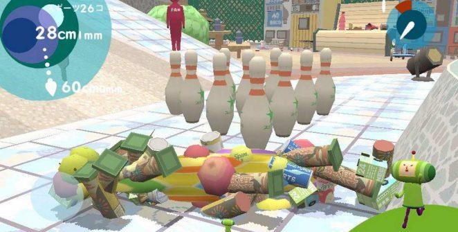 Touch My Katamari PS Vita videogame