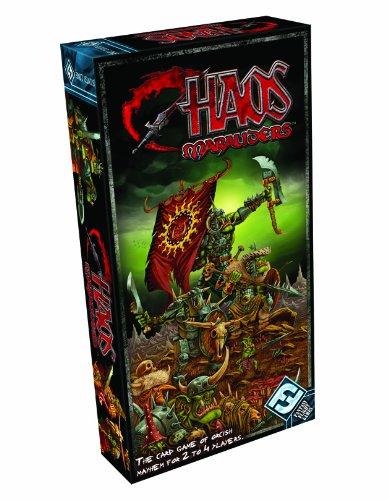 Chaos Marauders gioco carte Amazon