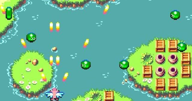 Flight of Pigarus, nuovo shooter per Master System